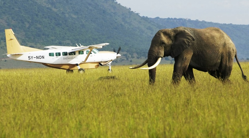 3 Days, 2 Nights Amboseli Flying Package