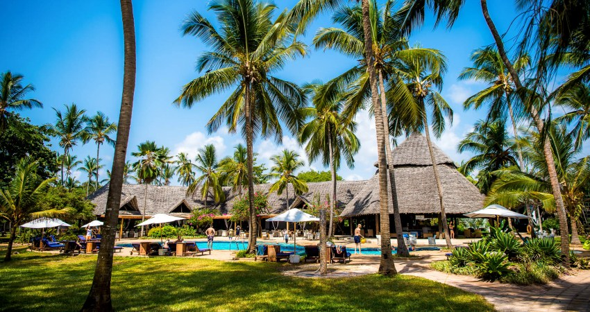 4 Days, 3 Nights Bluebay Beach Resort Zanzibar Flying Package
