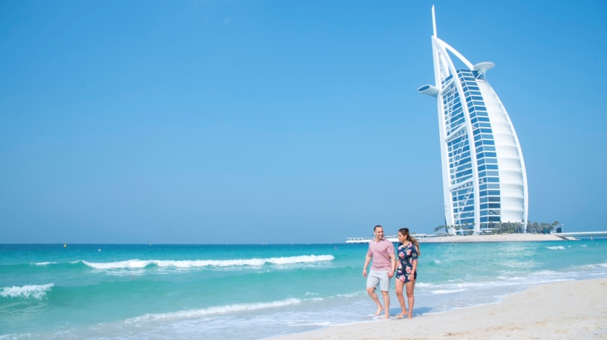 5 Days, 4 Nights Dubai Honeymoon Package
