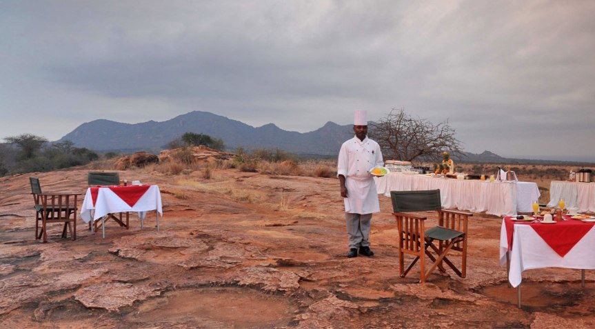 3 Days, 2 Nights Tsavo Flying Package