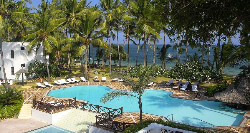 5 Days, 4 Nights Mombasa Beach Christmas Packages