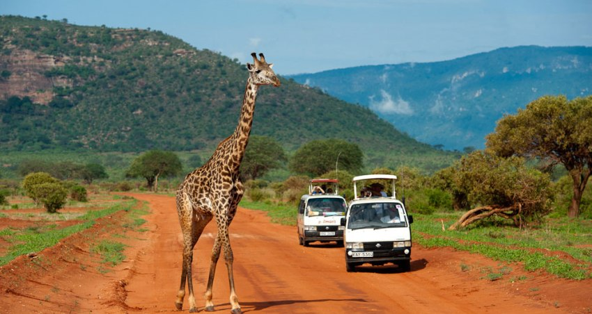 3 Days, 2 Nights Tsavo East & West Getaways