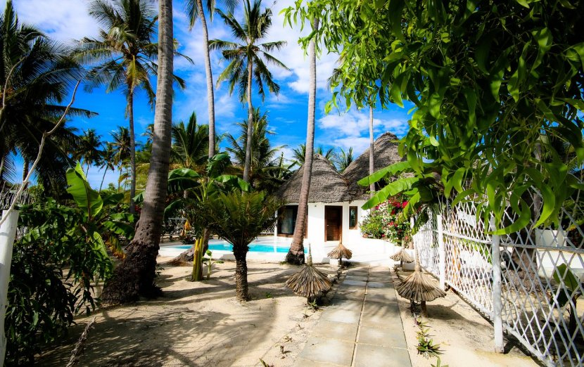 3 Days 2 Nights blue moon resort zanzibar Flying Package