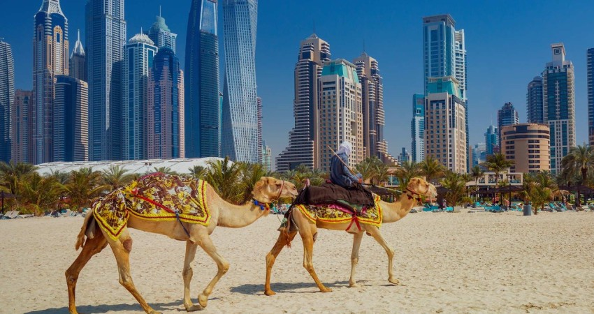 3 Days, 2 Nights Dubai Holiday Package - Brightways Travels