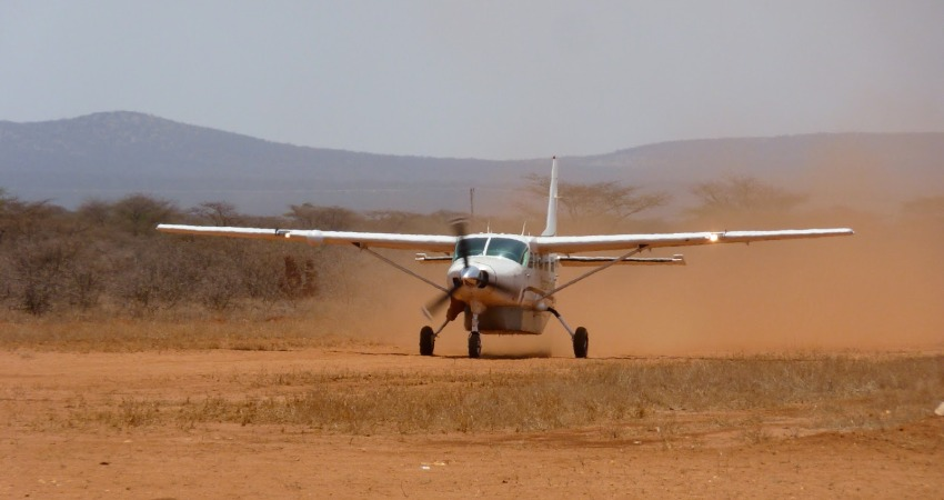 3 Days, 2 Nights Samburu Flying Package