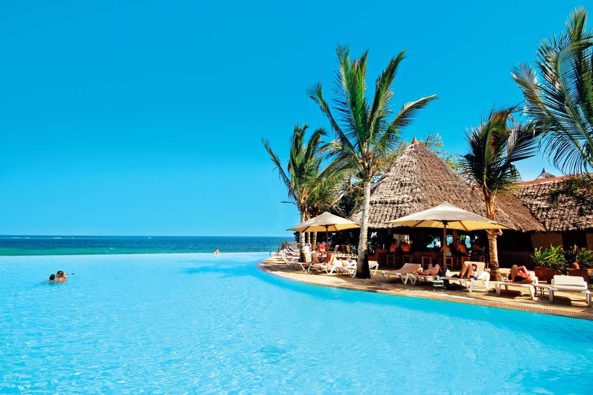 Baobab Beach Resort SGR Package