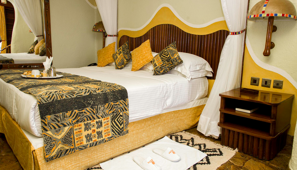 3 Days, Mara Serena Safari Lodge Christmas Package