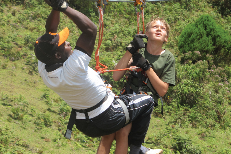 The Forest Zip Lining Limuru
