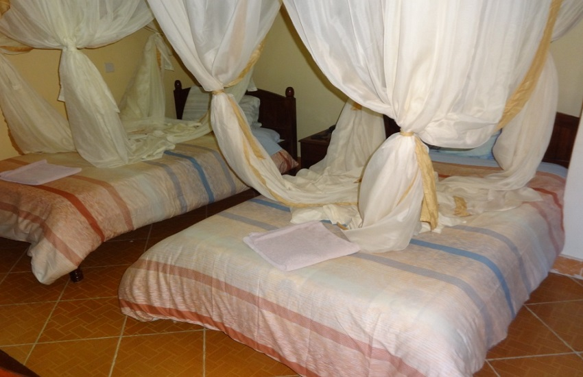 Places to sleep in Moyale