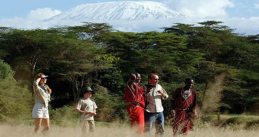 Madaraka Express 3 Days Amboseli Package