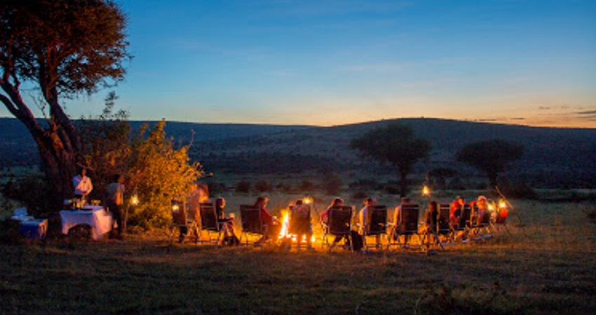 Spirit of the Masai Mara Fly in Package 2019