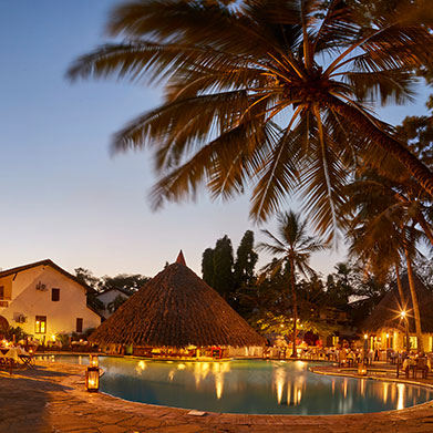 3 Days 2 nights Diani SGR Holiday Package